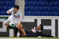 Mathieu VALBUENA / Marc PLANUS  - 18.11.2012 - Bordeaux / Marseille - 13eme journee de Ligue 1