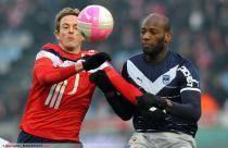 Nolan ROUX / Michael CIANI - 12.02.2012 - Lille / Bordeaux - 23e journee Ligue 1