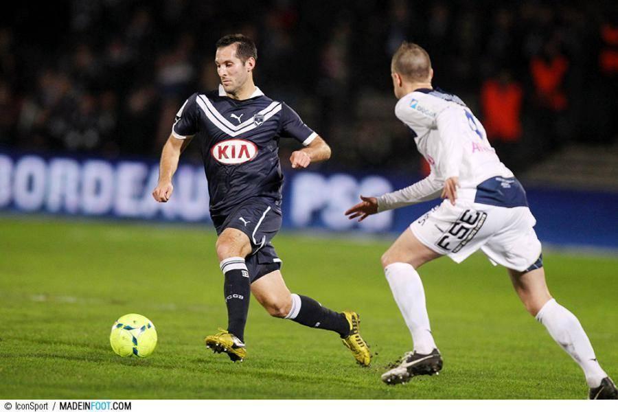 Après son départ de Sochaux, le joueur fait son retour en Ligue 1
