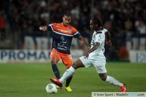 Wesley Saïd (Rennes) peine à s'imposer chez les Rouge-et-Noir.