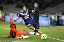 Benjamin CORGNET / Benoit Tremoulinas - 30.03.2013 - Bordeaux / Lorient - 30eme  Journee de Ligue 1