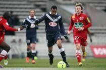 David Bellion - 24.02.2013 - Bordeaux / Brest - 26 eme journee de Ligue 1