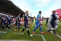 Florian Marange / Cedric Carrasso - 27.04.2013 - Bordeaux / Reims - 34 eme journee de Ligue 1