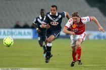 Franck Signorino / David Bellion - 27.04.2013 - Bordeaux / Reims - 34 eme journee de Ligue 1