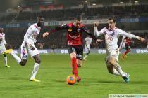 Jonathan MARTINS PEREIRA / Ludovic SANE / Lucas ORBAN - 04.12.2013 - Guingamp / Bordeaux - 16eme journee de Ligue 1 -