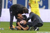 Jussie - 22.12.2013 - Marseille / Bordeaux-  19eme journee de Ligue 1 -