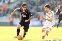 Ludovic Obraniak / Gary Kagelmacher  - 15.12.2013 - Bordeaux  / Valenciennes - 18eme journee de Ligue 1