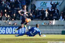 Ludovic OBRANIAK / Vincent Enyeama - 08.12.2013 - Bordeaux / Lille - 17eme journee de Ligue 1 -