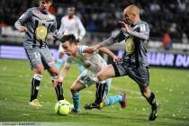 Mathieu VALBUENA / Mathieu CHALME - 15.03.2013 - Marseille / Ajaccio - 29e journee Ligue 1