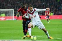 Salomon KALOU / Marc PLANUS - 03.03.2013 - Lille / Bordeaux - 27eme journee de Ligue 1
