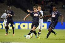 Wahbi KHAZRI / Ludovic OBRANIAK - 24.08.2013 - Bordeaux / Bastia - 3eme  Journee de Ligue 1