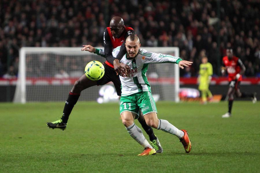 Alou Diarra a évolué à Rennes, durant la saison 2012-2013