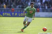 Benoit TREMOULINAS - 04.05.2014 - Saint Etienne / Montpellier - 36eme journee de Ligue 1 -