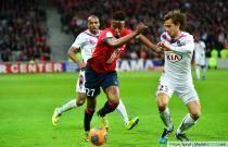 Divock ORIGI / Lucas ORBAN - 27.04.2014 - Lille / Bordeaux - 35eme Journee de Ligue1