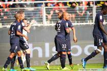 Joie Julien FAUBERT - 04.05.2014 - Valenciennes / Bordeaux - 36eme journee de Ligue 1 -