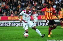 Julien Faubert - 08.11.2014 - Lens / Bordeaux - 13e journee Ligue 1 -Amiens