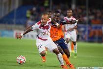 Julien FAUBERT - 09.08.2014 - Montpellier / Bordeaux - 1er journee de Ligue 1