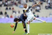 Lucas ORBAN / Claudio BEAUVUE - 20.04.2014 - Bordeaux / Guingamp - 34eme journee de Ligue 1