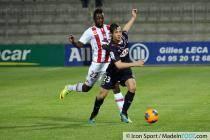 Lucas ORBAN  - 12.04.2014 - Ajaccio / Bordeaux - 33eme journee de Ligue 1