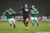 Lucas Orban - 26.01.2014 - Bordeaux / Saint Etienne - 22eme journee de Ligue 1 -