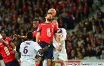 Marko BASA / Lucas ORBAN  - 27.04.2014 - Lille / Bordeaux - 35eme Journee de Ligue1