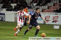 Paul LASNE / Lucas ORBAN  - 12.04.2014 - Ajaccio / Bordeaux - 33eme journee de Ligue 1