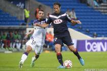 Wissam BEN YEDDER / Marc PLANUS  - 02.11.2014 - Bordeaux / Toulouse - 12eme journee de Ligue 1 -