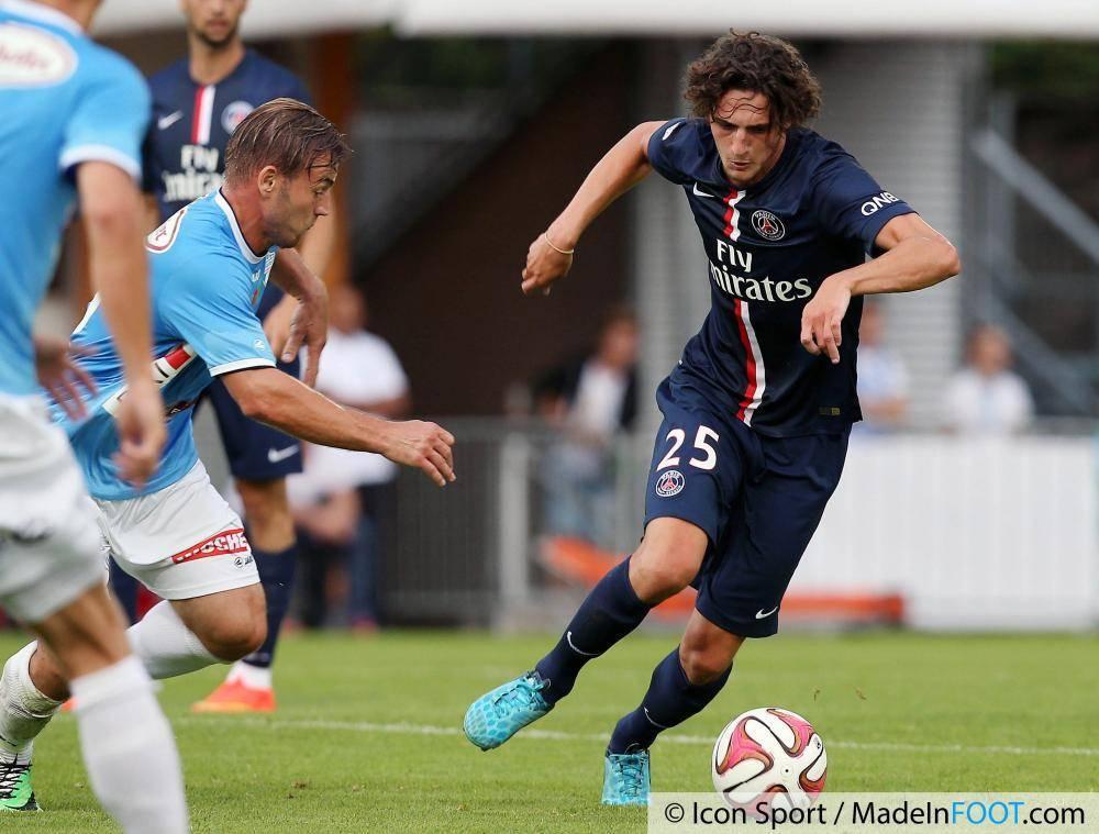 La sélection de l'équipe de France des moins de vingt ans dévoilée
