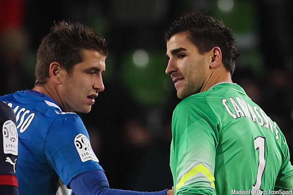 Johan Carrasso (FC Metz) pourrait retrouver son frère aux Girondins de Bordeaux.