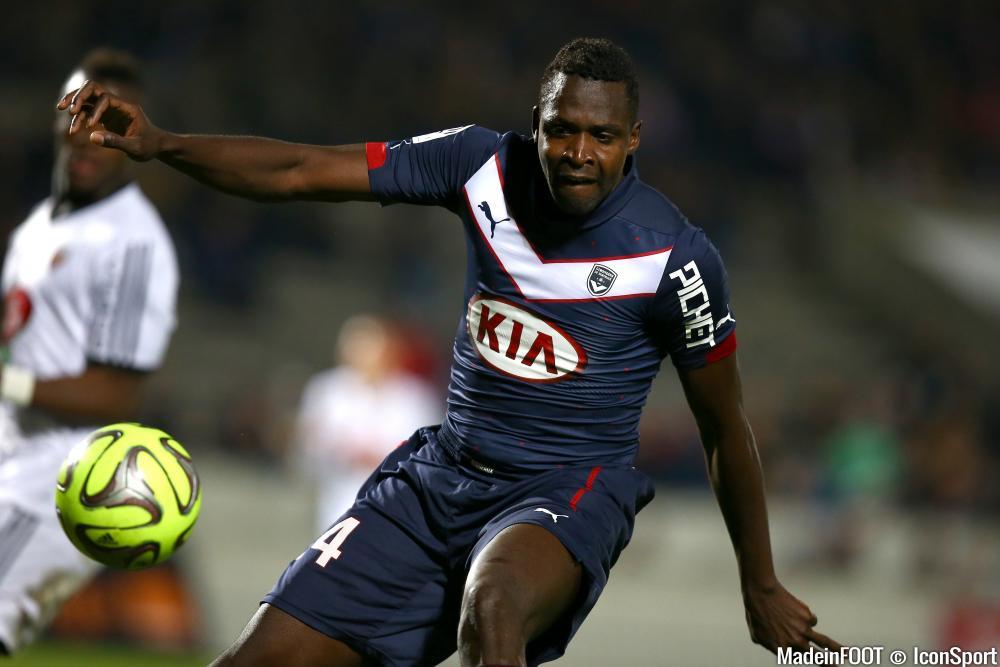 Cheick Diabaté (Girondins de Bordeaux) retrouve peu à peu ses sensations.