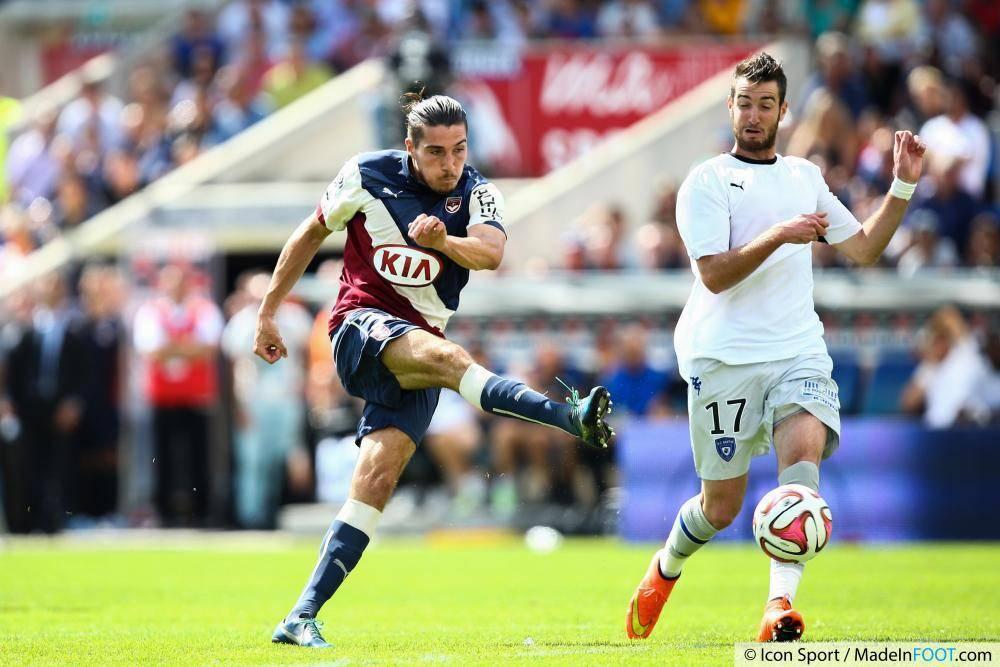 Le jeune bordelais a été le héros du match contre le Costa Rica.