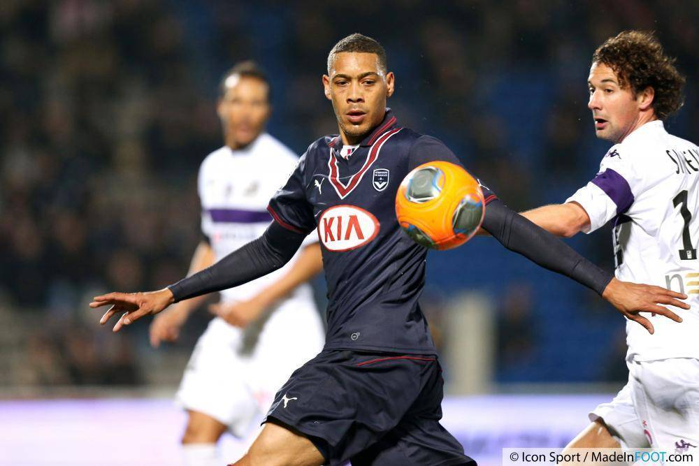 Hoarau ne sait pas s'il rempilera aux Girondins de Bordeaux