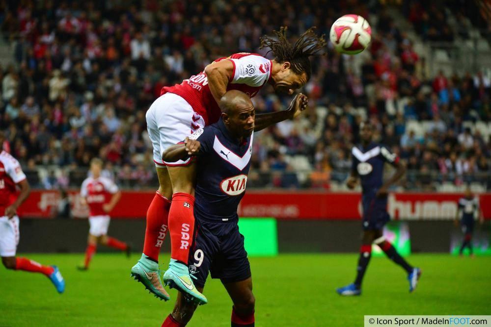 Tacalfred (Reims) a apprécié la prestation de sa formation face aux Girondins de Bordeaux.