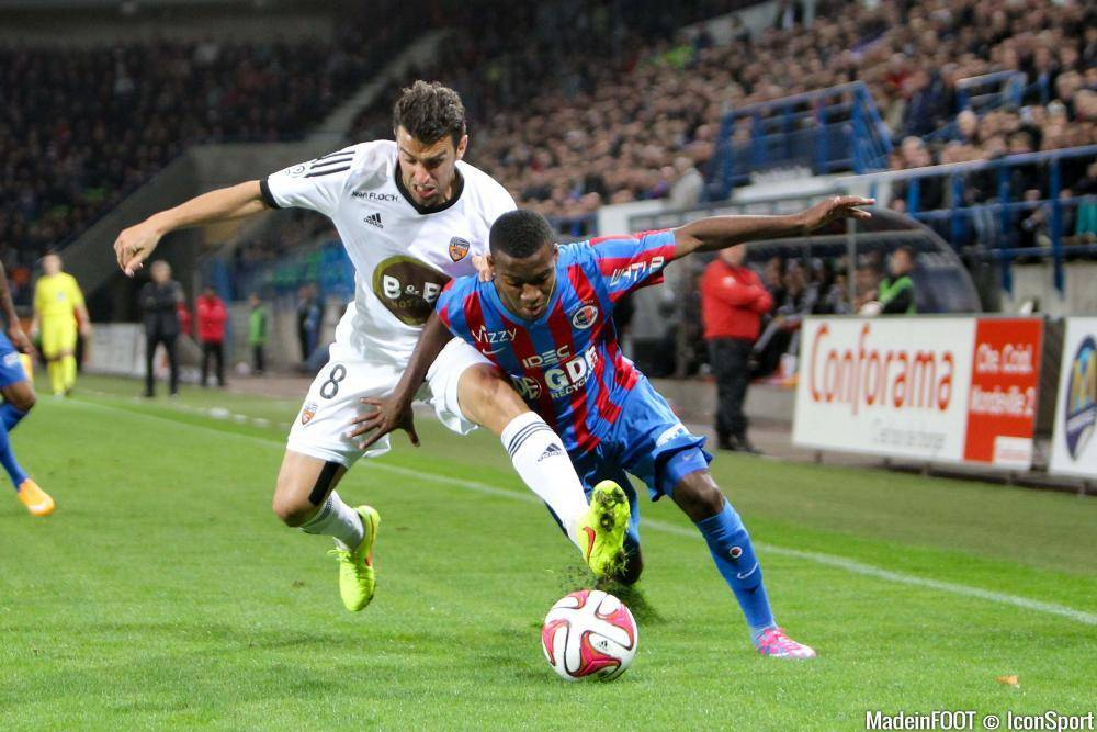 Le jeune joueur de 19 ans a disputé 25 matches cette saison en Ligue 1.