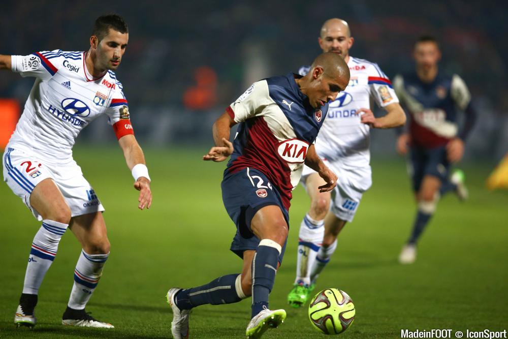 Lyon et Bordeaux sont à la lutte pour un grand espoir de Ligue 2.