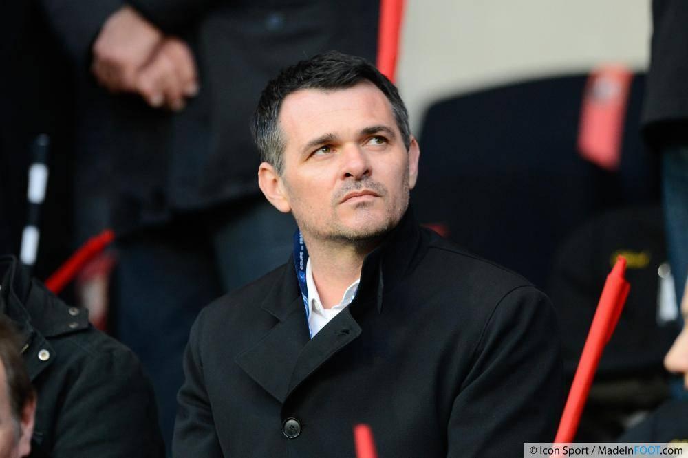 Sagnol et les Girondins de Bordeaux devraient recevoir le renfort de Guillou