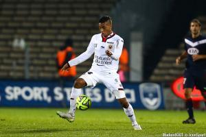 Alassane Plea - 16.01.2015 - Bordeaux / Nice - 21e journee Ligue 1