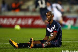 Diego Rolan - 16.01.2015 - Bordeaux / Nice - 21e journee Ligue 1