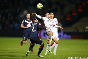 Eric Bautheac - 16.01.2015 - Bordeaux / Nice - 21e journee Ligue 1