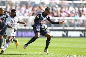 Isaac Kiese Thelin pourrait quitter les Girondins de Bordeaux, cet hiver.