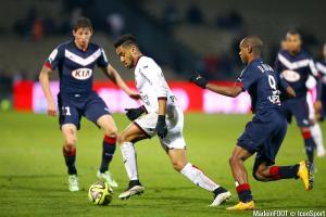 Jordan Amavi - 16.01.2015 - Bordeaux / Nice - 21e journee Ligue 1