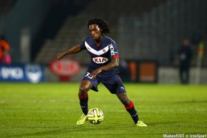 Sessi d Almeida - 16.01.2015 - Bordeaux / Nice - 21e journee Ligue 1