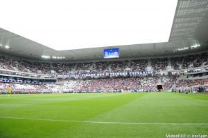 Bordeaux a annoncé un cas positif au covid-19.