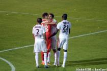 Cedric CARRASSO / Adieux Marc Planus - 09.05.2015 - Bordeaux / Nantes  - 36eme journee de Ligue 1