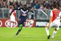 Cedric Yambere - 08.11.2015 - Bordeaux / Monaco - 13eme journee de Ligue 1