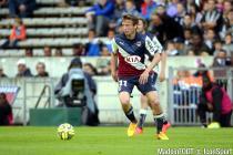 Clement CHANTOME - 25.04.2015 - Bordeaux / Metz - 34eme journee de Ligue 1