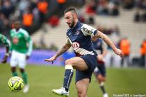 Diego Contento - 15.02.2015 - Bordeaux / Saint Etienne - 25eme journee de Ligue 1