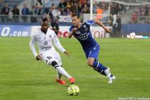 Florian MARANGE - 16.05.2015 - Bastia / Caen - 37eme journee de Ligue 1