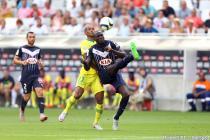 Johan Audel / Cedric Yambere  - 30.08.2015 - Bordeaux  / Nantes  - 4eme journee de Ligue 1