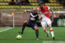Julien FAUBERT / Yannick FERREIRA CARRASCO - 11.01.2015 - Monaco / Bordeaux - 20e journee de Ligue 1